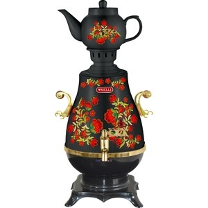 Чайник электрический Kelli KL-1322 чайник электрический kelli kl 1472 самовар