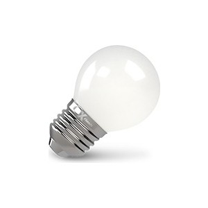 Филаментная светодиодная лампа X-flash XF-E27-FLM-P45-4W-2700K-230V (арт.48090) 100 x resistors 100k ohms ohm 1 4w 5