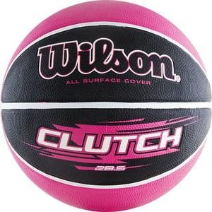 Мяч баскетбольный Wilson Clutch WTB1439XB р.6