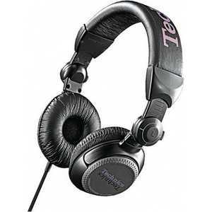 Наушники Technics RP-DJ1200E-K technics rp dh1200