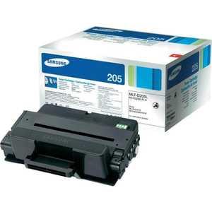 Картридж Samsung MLT-D205L картридж easyprint ls 205l для samsung ml 3310d 3710d scx 4833fd чёрный 5000 страниц с чипом mlt d205l