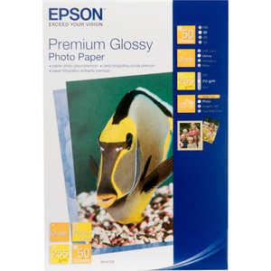 Фотобумага Epson Premium Glossy A3 20 листов (C13S041315) epson фотобумага струйная печатная бумага