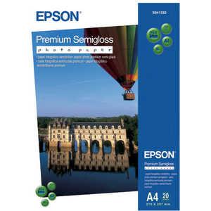 Epson Premium Semiglossy Paper (C13S041332)