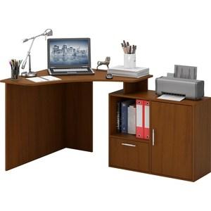 Стол Мастер Корнет-2 (орех) МСТ-СТК-02-ОР-16 стол мастер корнет 3 орех мст стк 03 ор 16