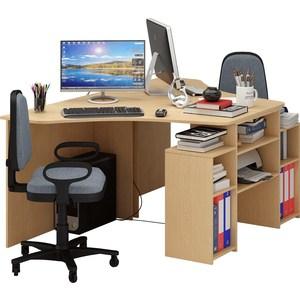 Стол Мастер Корнет-3 (бук) МСТ-СТК-03-БК-16 стол книжка прямоугольный женева 3 бук
