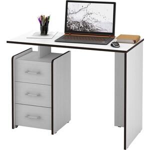 Стол Мастер Слим-1 (белый) МСТ-ССЛ-01-БТ-16 стол мастер триан 41 белый мст уст 41 бт 16
