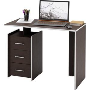Стол Мастер Слим-1 (венге) МСТ-ССЛ-01-ВМ-16 стол мастер триан 41 венге мст уст 41 вм 16