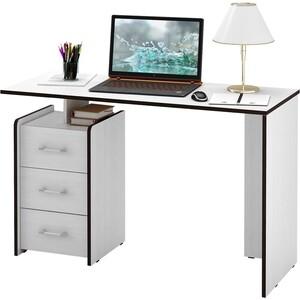 Стол Мастер Слим-2 (белый) МСТ-ССЛ-02-БТ-16 стол мастер триан 41 белый мст уст 41 бт 16