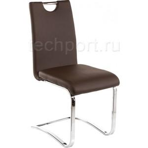Стул Woodville Avola коричневый стул woodville dc2 001 сиреневый