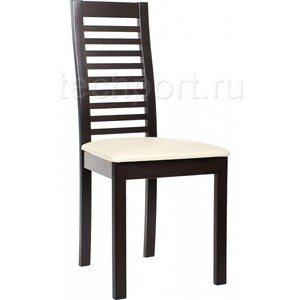 Стул деревянный Woodville Lora венге стул деревянный woodville mn milano молочный