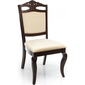Стул деревянный Woodville Demer cappuccino стул деревянный woodville mn milano молочный