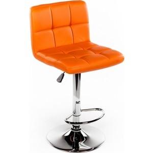 Барный стул Woodville Paskal оранжевый барный стул woodville paskal бежевый