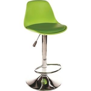 Барный стул Woodville Soft зеленый барный стул woodville roxy бежевый