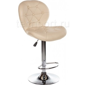Барный стул Woodville Prima бежевый барный стул woodville fera бежевый