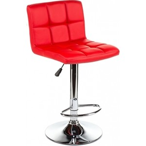 Барный стул Woodville Paskal красный барный стул woodville paskal бежевый