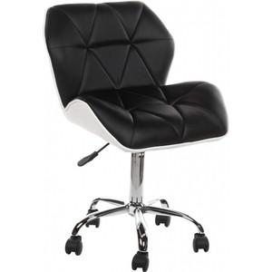 Компьютерное кресло Woodville Trizor черный/белый цена