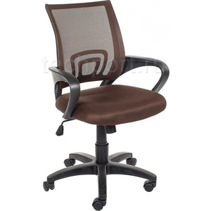 Компьютерное кресло Woodville Turin коричневое