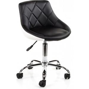Компьютерное кресло Woodville Combi черный/белый comfort 40 e bio combi