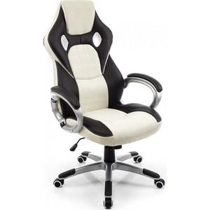Компьютерное кресло Woodville Navara кремовое/черное компьютерное кресло юнитекс лидер черное