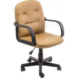 Компьютерное кресло Woodville Manager темно-бежевое