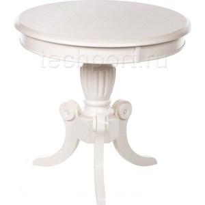 Стол деревянный Woodville Moon ivory