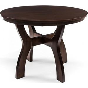 Стол деревянный Woodville Locarno cappuccino стол деревянный woodville sirena tobacco