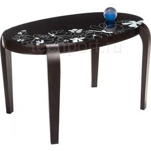Стол стеклянный Woodville Onix стол стеклянный woodville 712t белый