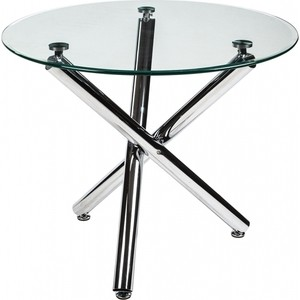 Стол стеклянный Woodville Kira стол стеклянный woodville 712t белый