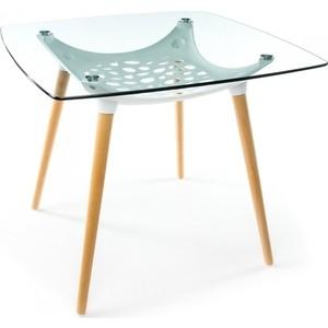 Стол стеклянный Woodville PT-M89