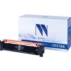 Картридж NVPrint CF218A 1400 стр. с чипом картридж nvprint tk 3190 25000 стр без чипа