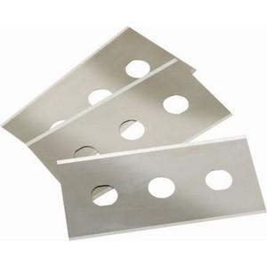 Запасные лезвия для скребка 3 штуки GEFU (12455) шампур для кебаб 4 штуки gefu 11250