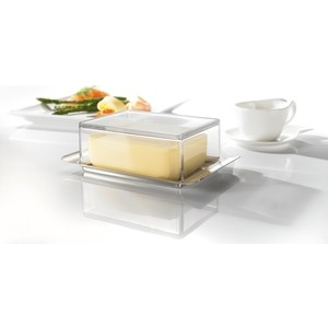 Масленка GEFU Батело (33620) дозатор сахара gefu фина 16100