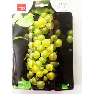 Охладительная рубашка для вина Vacu Vin Белый виноград (38814606) шейкер для коктейлей vacu vin 7840360
