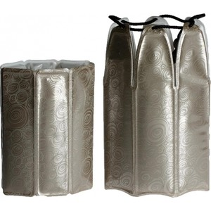 Набор охладительных рубашек для вина Vacu Vin Платина (3887560) термометр д вина vacu vin