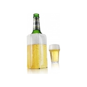 Охладительная рубашка для пива Vacu Vin (38549606) vin bouquet двухступенчатый штопор moonlight 15 см fim 209 vin bouquet