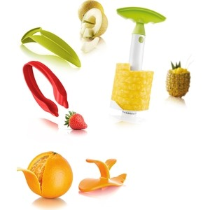 Набор из 4 устройств для чистки и нарезки фруктов Tomorrow's Kitchen (48892606)