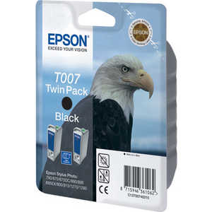 Картридж Epson ST Photo (C13T00740210) картридж epson t00940210 для stylus photo 900 1270 1290c double pack 2 шт уп