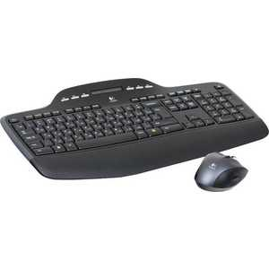 Комплект Logitech Wireless Desktop MK710 Black-Silver USB (920-002434)