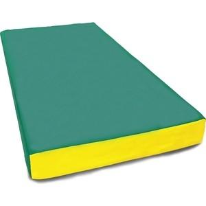 Мат КМС номер 1 (100х50х10см) зеленый/желтый точечный светильник donolux dl18615 02ww sq white black