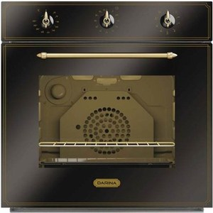 Электрический духовой шкаф DARINA 1V7 BDE111 707 B электрический духовой шкаф darina 1u8 bde112 707 bg