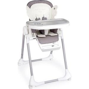 Стульчик для кормления Happy Baby WINGY Gray (4690624021213)