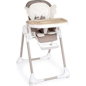 Стульчик для кормления Happy Baby WINGY Brown (4690624021220)