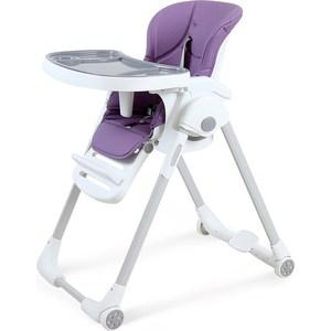 Стульчик для кормления Happy Baby PAUL Purple (4690624018596)
