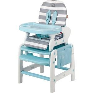 Стульчик для кормления Happy Baby OLIVER Blue (4690624016752) детское автокресло happy baby skyler blue