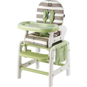 Стульчик для кормления Happy Baby OLIVER Green (4690624016745) bеsta baby парта киев