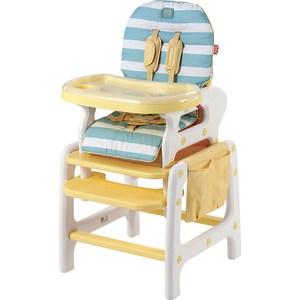 Стульчик для кормления Happy Baby OLIVER Yellow (4690624016738) bеsta baby парта киев