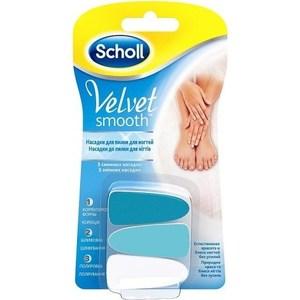 Scholl Сменные насадки для электрической пилки для ногтей 1 комплект