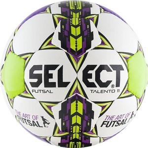 Мяч футзальный Select Futsal Talento 11 (852616-049) р.3 мяч футзальный mitre futsal tempest