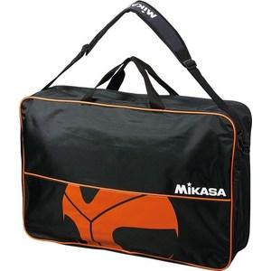 Сумка Mikasa на 6 баскетбольных мячей (BA6C-BKBR) сумка для мячей adidas