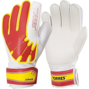 Перчатки вратарские Torres Jr (FG05017-RD) р.7 цена